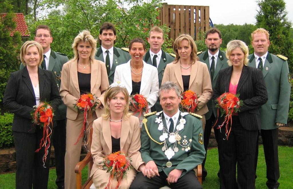 Der Thron 2005